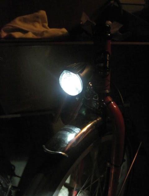 BIKE DYNAMO HOLDER BRACKET FRONT REAR LAMP LIGHT ELBOW