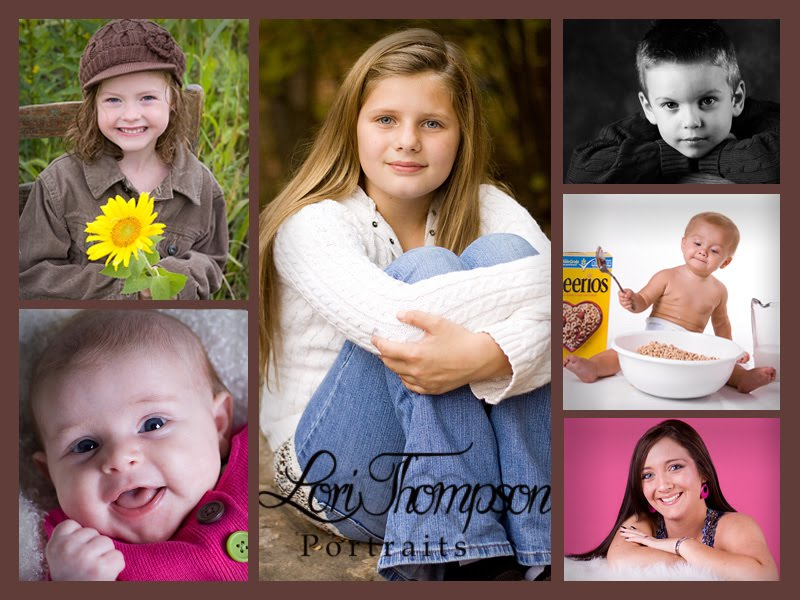 Lori Thompson Portraits