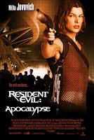 resident evil 2 poster04 Resident Evil 2 Filme