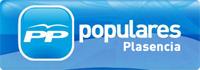 Web del PP de Plasencia