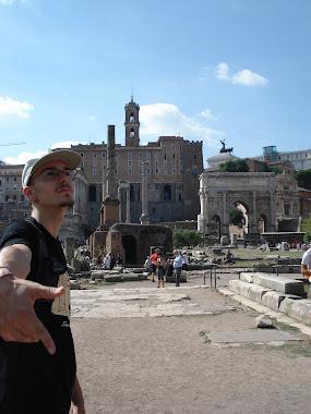 Uno de los protagonistas de la historia de Roma