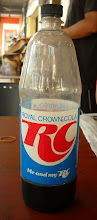 RC COLA PET BOTTLE