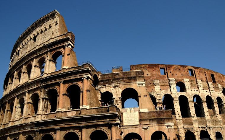 The Roman Coliseum