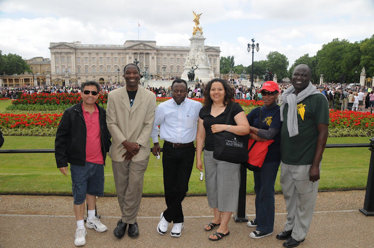 Master's and PhD Candidates from Higher Education at Buckingham Palace