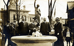 Nathaniel Wheeler Fountain Dedication