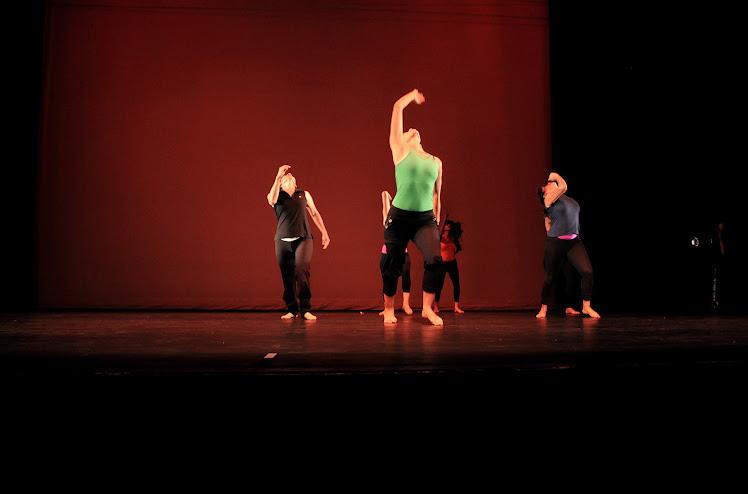Presentacio 3er bloque de Invernadero Danza 2010 /Sue Bernhard