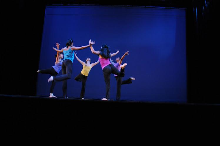 presentacion 3er bloque de Invernadero Danza 2010/ Sue Bernhard
