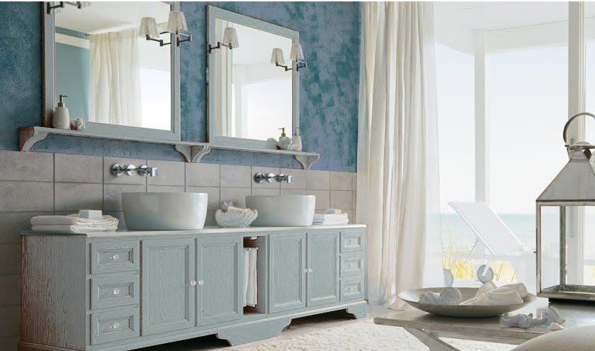 Bagni at home - Bagno grigio chiaro ...