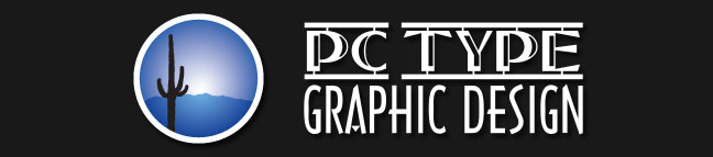 PC Type Graphic Design