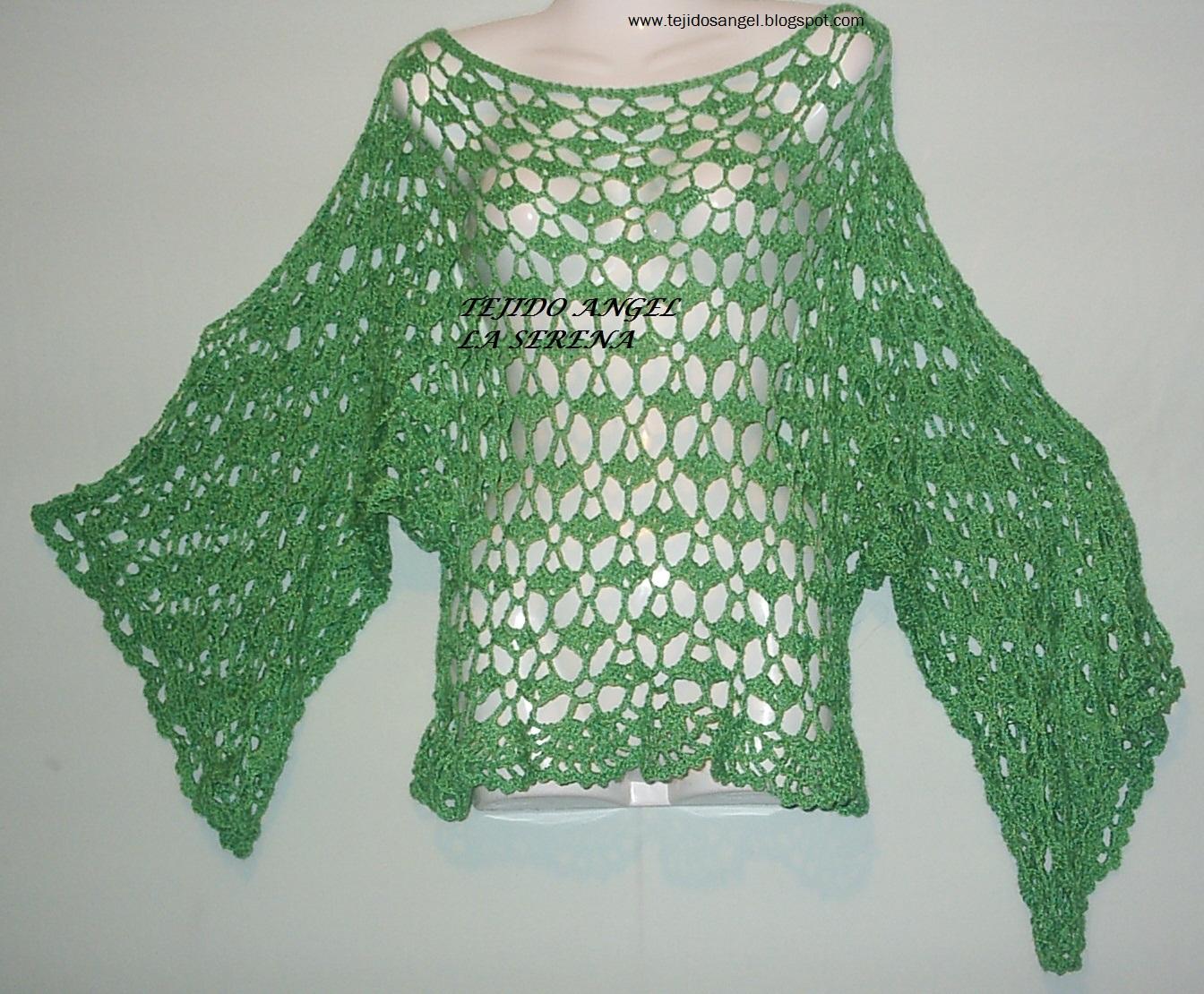 Sueter Tejidos De Crochet
