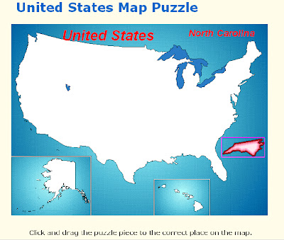 this united states map puzzle has three different states and capitals activities one includes the states with outlines one includes the states without