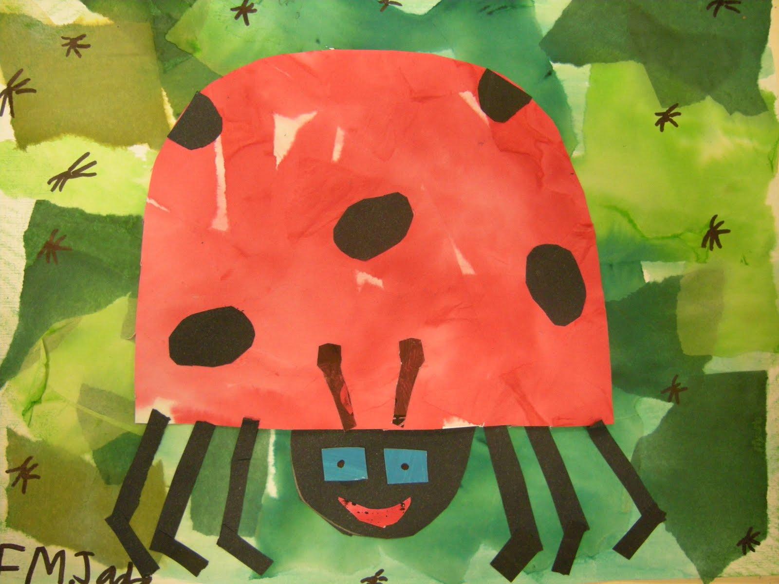 Artolazzi: The Grouchy Lady Bug