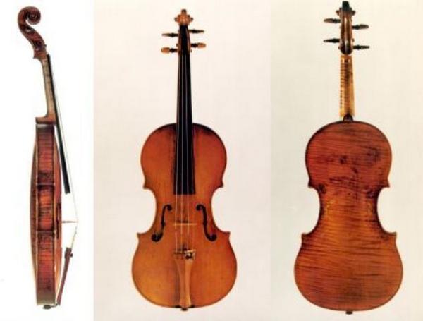 """""""Los màs grandes Luthiers en la construcciòn de violi"""