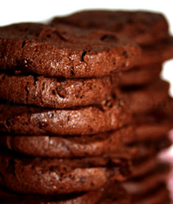 Deep South Dish: Chocolate Sables - World Peace Cookies