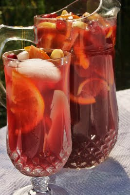 ... holiday sangria 1 2 simple cooking holiday sangria holiday sangria