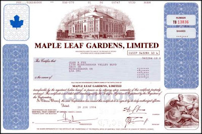 case study maple leaf gardens ltd