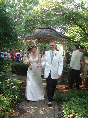 Renewal of Vows Ceremony for Jessica and Matthew at Haywood Hall!