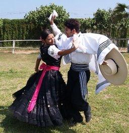 MARINERA -BAILE DE PERU