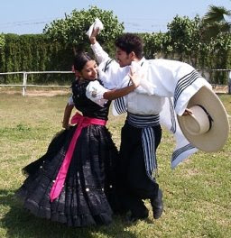 La Marinera Peruana