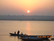 Sunrise at Varanasi Ghat