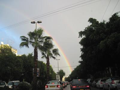 קשת בענן- תל אביב 2010