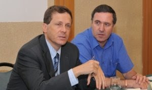 שר הרווחה יצחק הרצוג ומנכל משרדו  נחום איצקוביץ מתנגדים למינוי אומבודסמן
