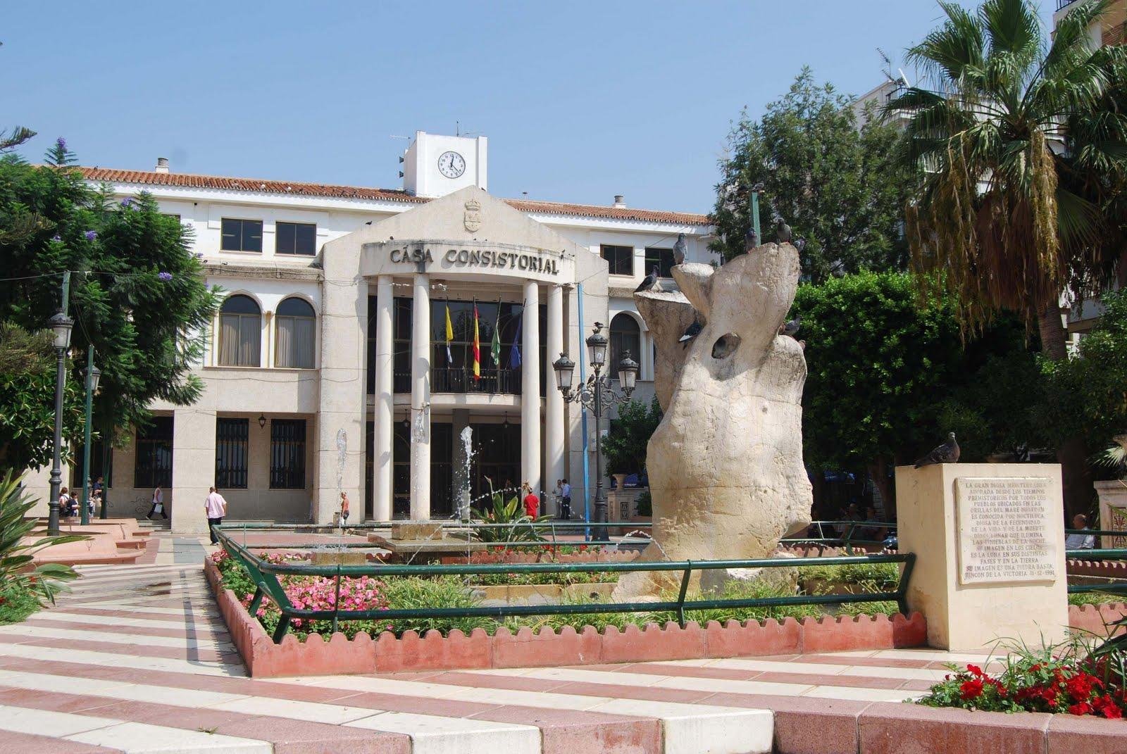 La cueva del Tesoro En Malaga AYUNTAMIENTO