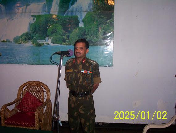 7. Col Aniruddha N Gudi