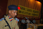 School Captain Channappa S Kondaguli 3941 Adl proposing vote of thanks
