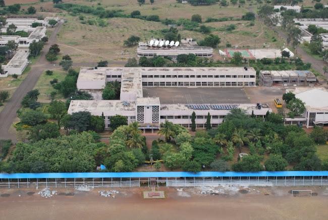 Sainik School Bijapur-Main Building 1