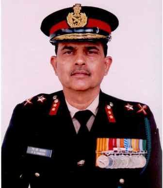 Maj Gen PG Kamath, AVSM, YSM, SM