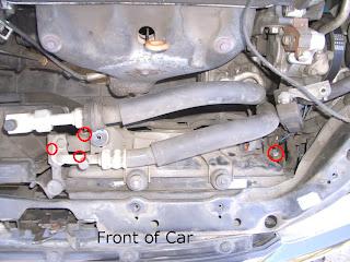 Honda Civic Replacement AC Condenser