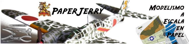 PaperJerry Modelismo a Escala en Papel