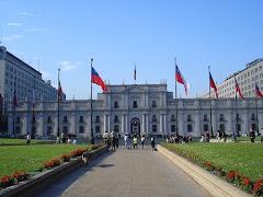 El Palacio La Moneda
