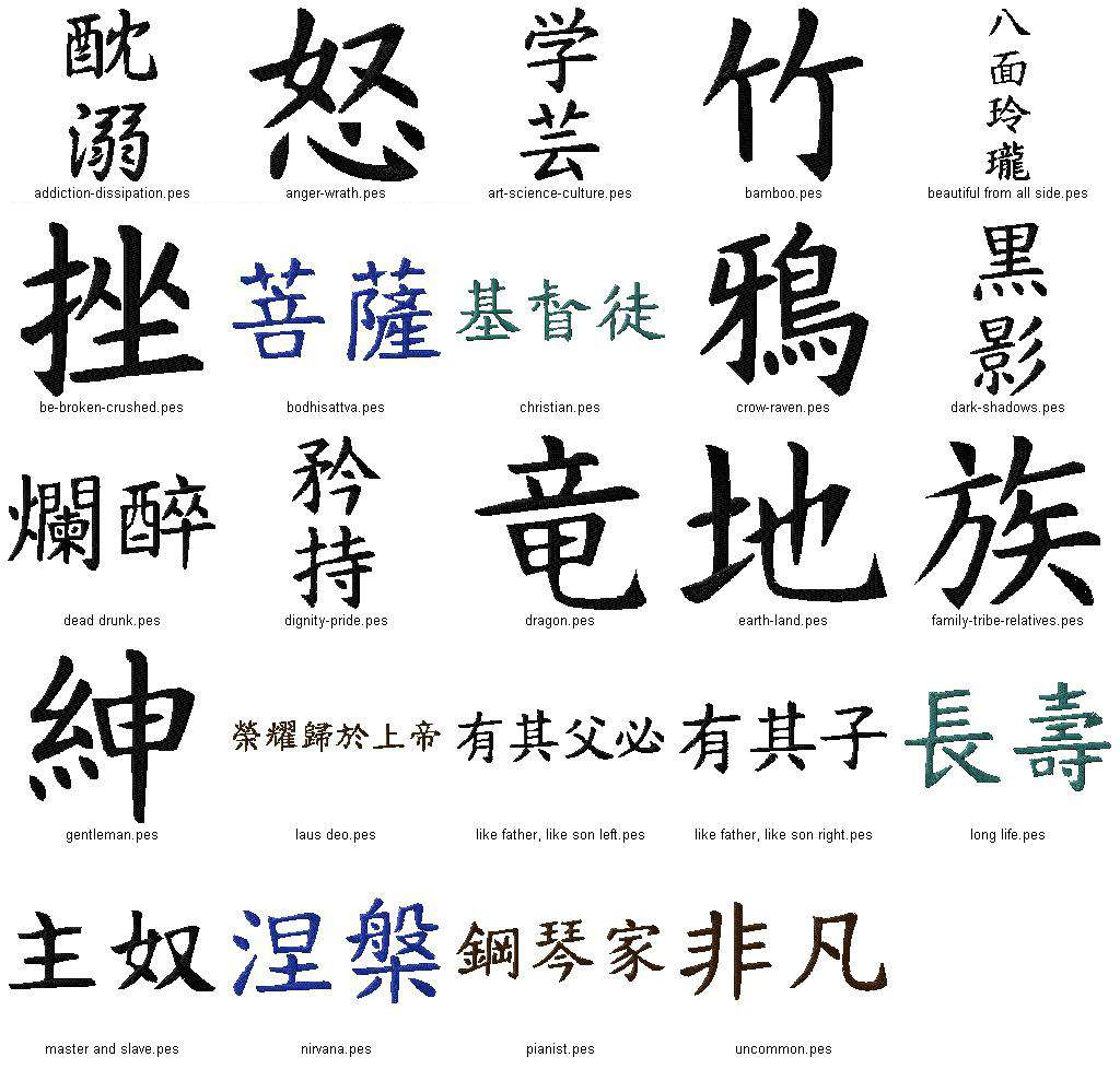 kanji Information about kanji, the glyphs adopted from chinese and used in written japanese in combination with katakana and hiragana.