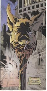 [Comic] Bill Willingham (Fables) Pig+head
