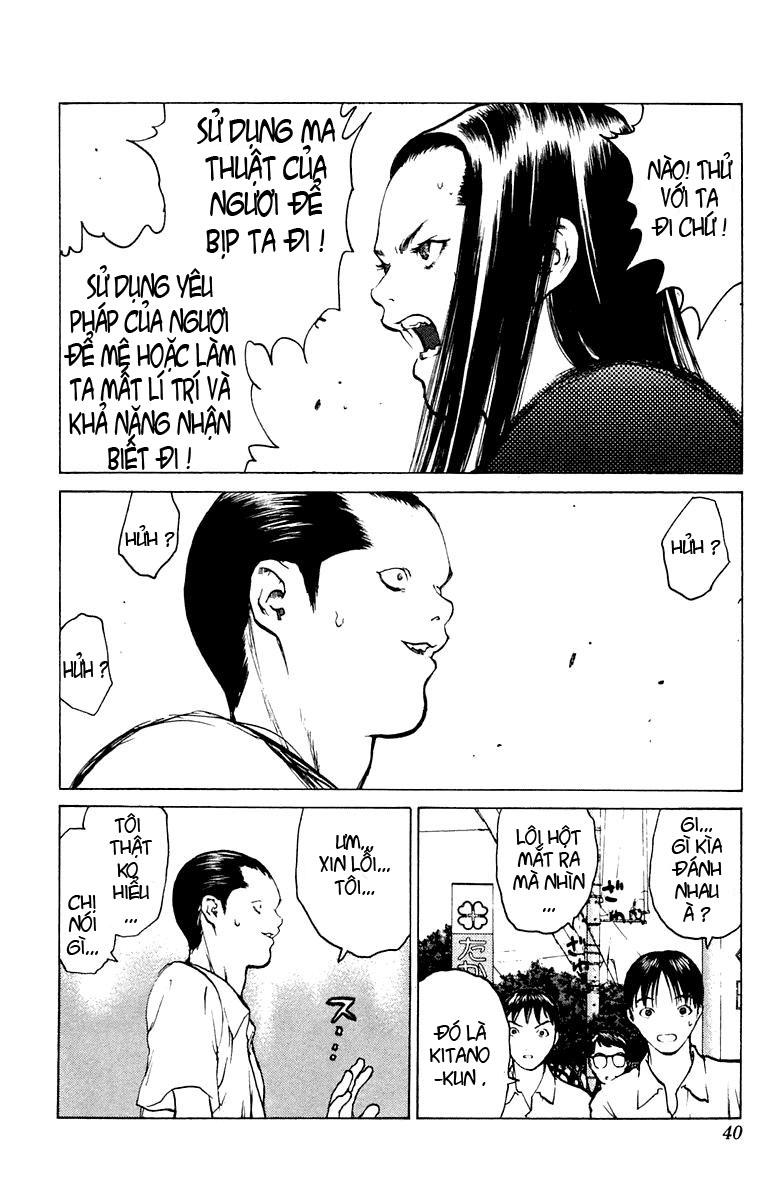 Angel Densetsu chap 61 - Trang 3