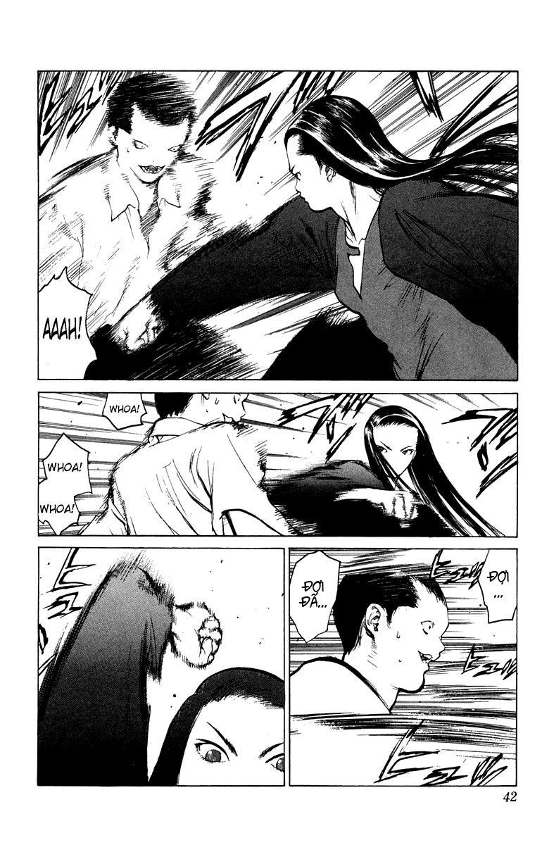 Angel Densetsu chap 61 - Trang 5