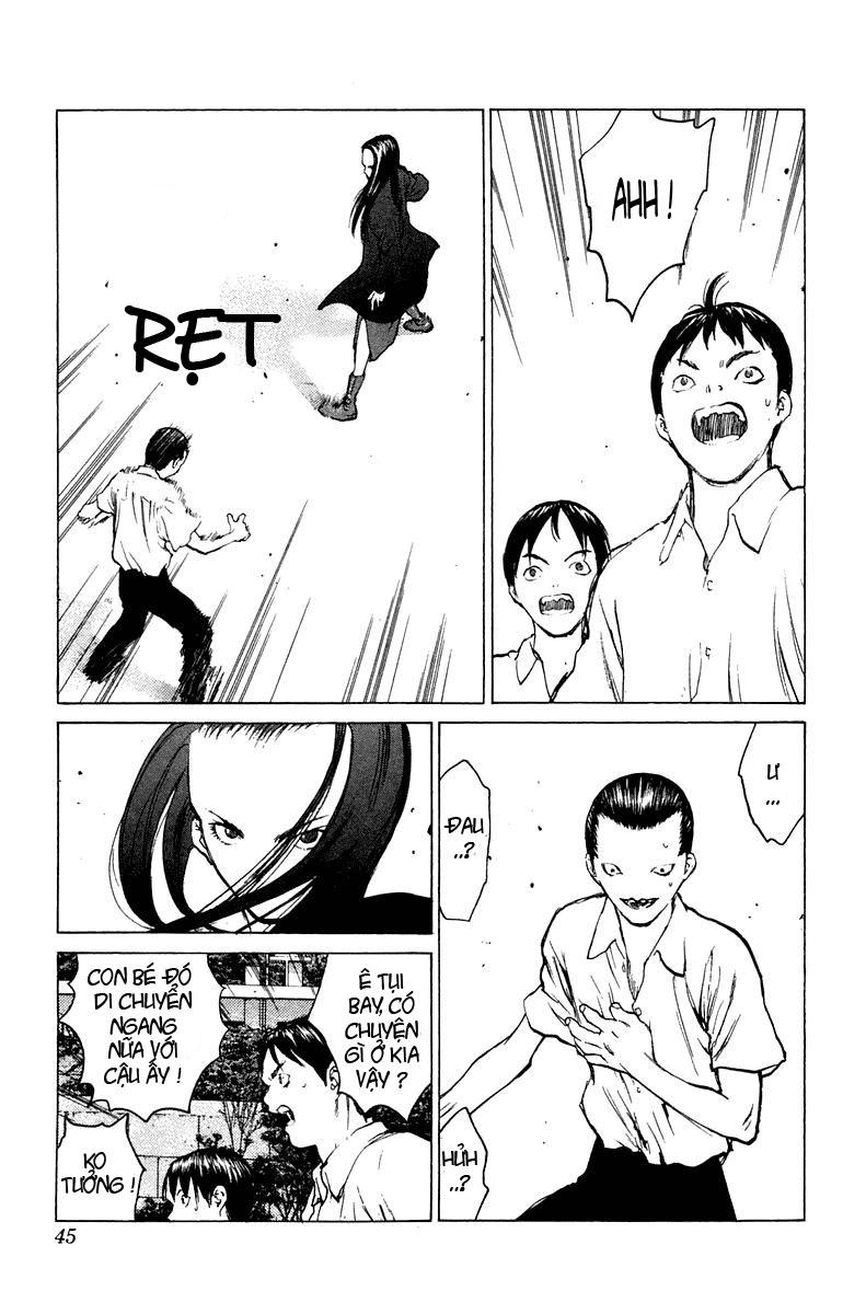 Angel Densetsu chap 61 - Trang 8