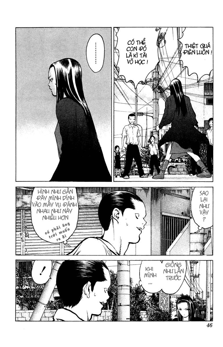 Angel Densetsu chap 61 - Trang 9