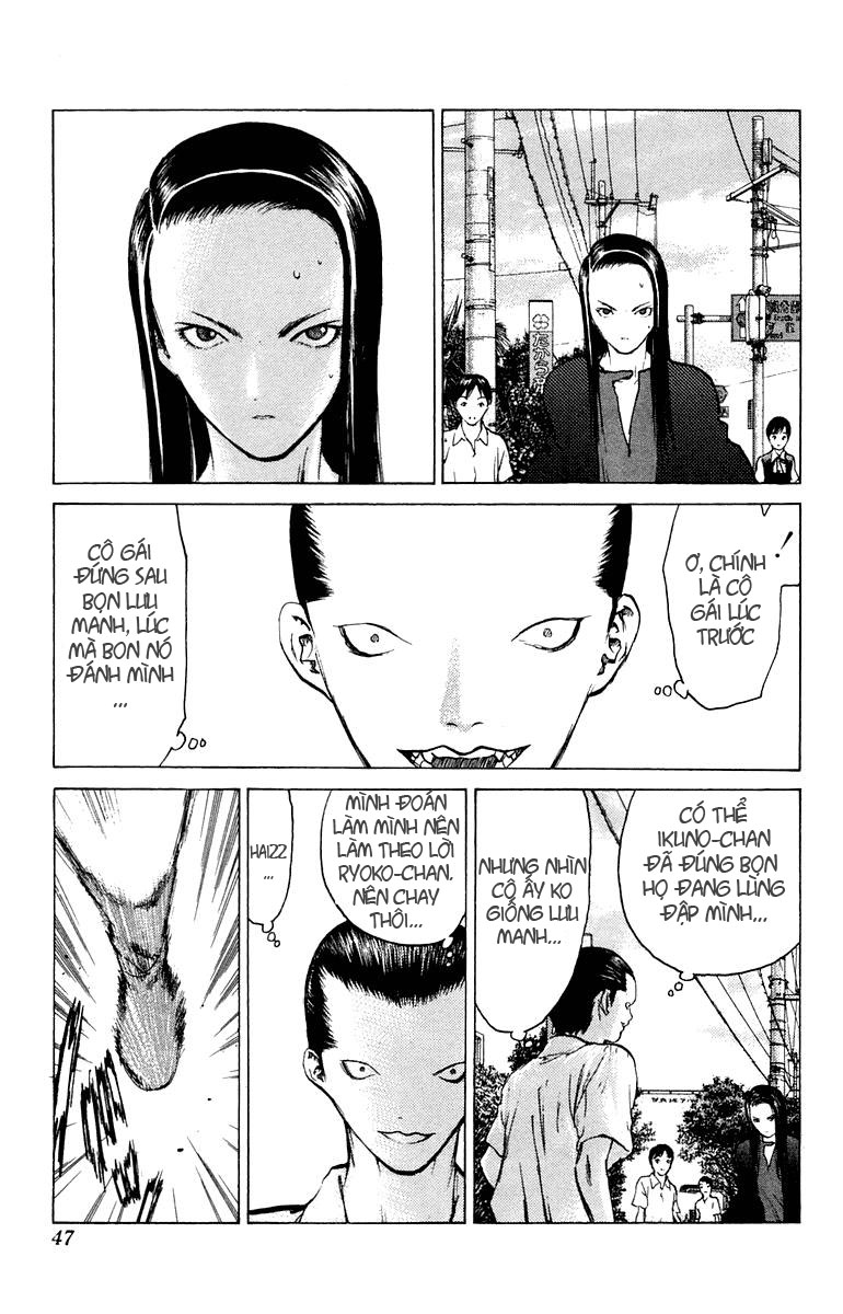 Angel Densetsu chap 61 - Trang 10