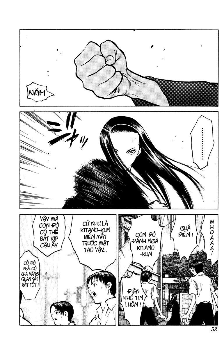 Angel Densetsu chap 61 - Trang 15