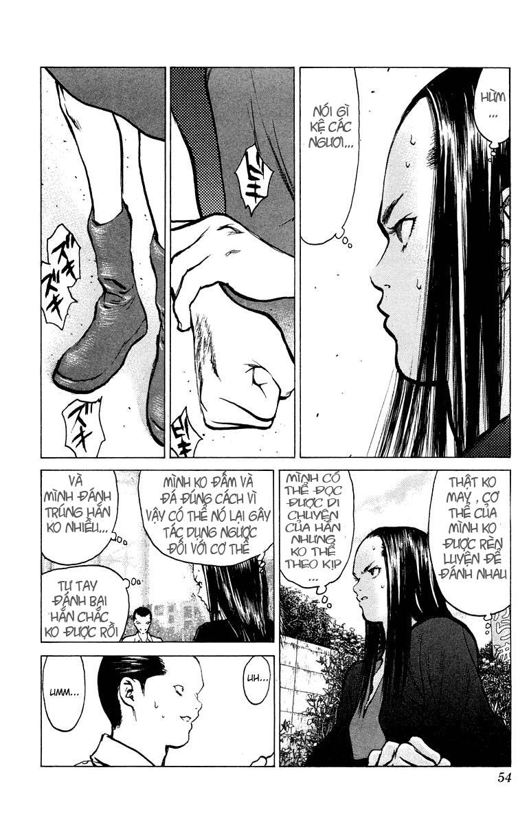 Angel Densetsu chap 61 - Trang 17