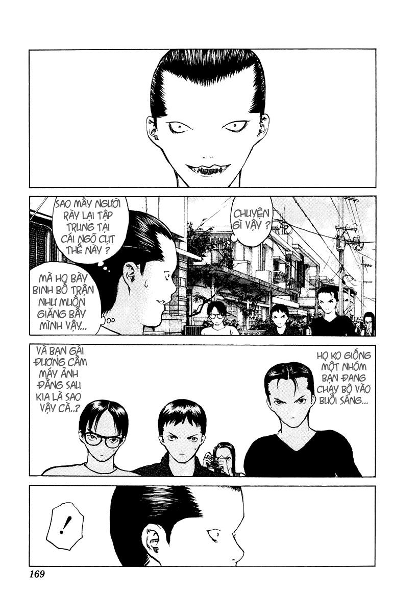 Angel Densetsu chap 59 - Trang 4