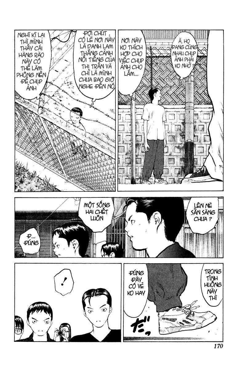 Angel Densetsu chap 59 - Trang 5