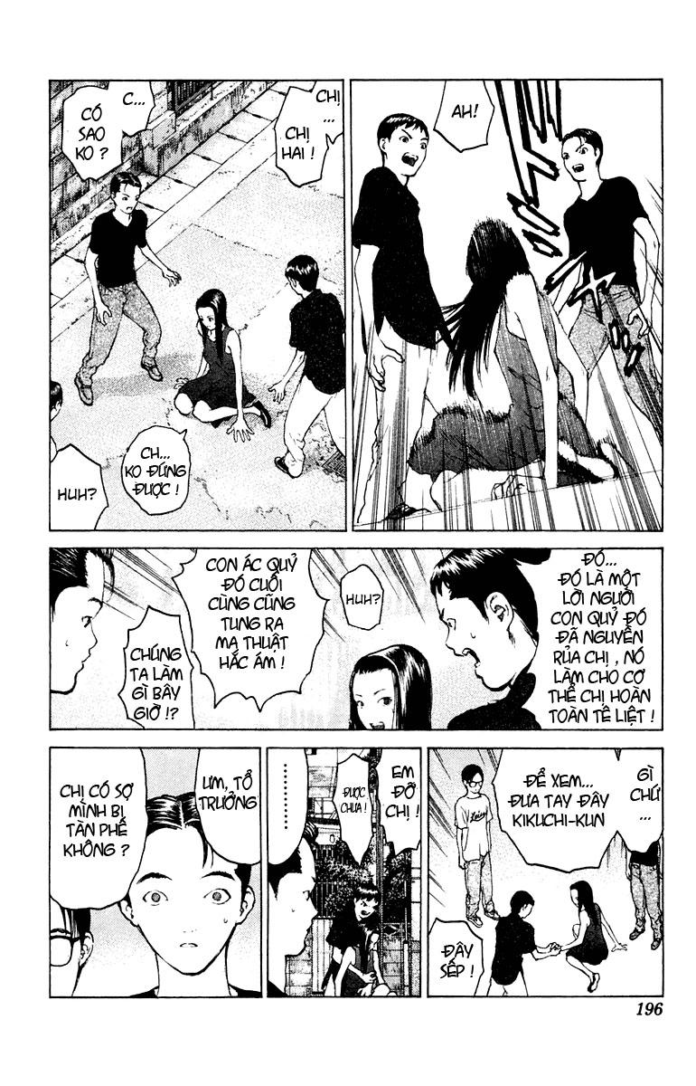 Angel Densetsu chap 59 - Trang 30
