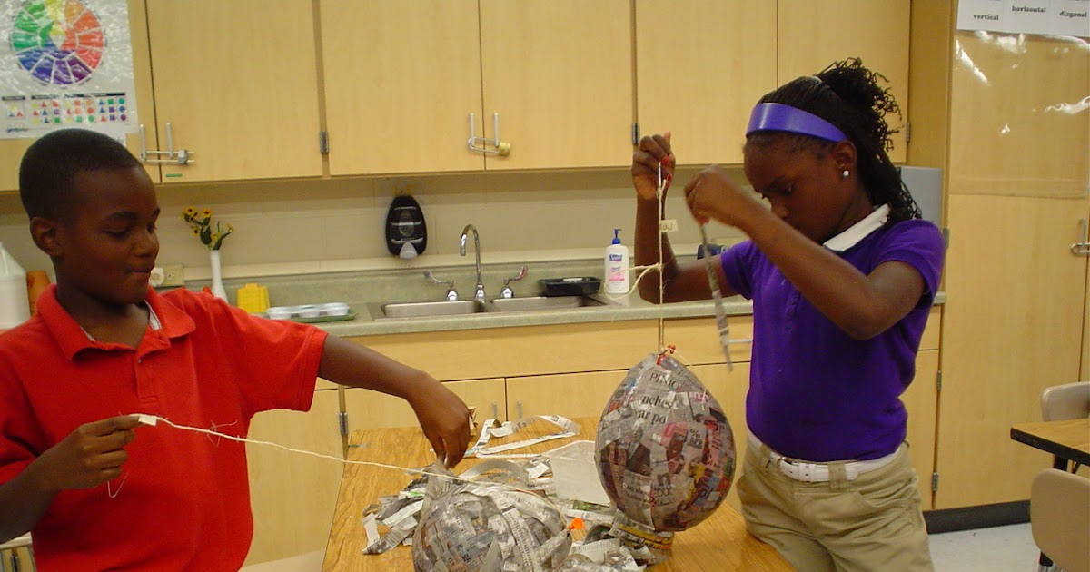 MNPS Chihuly Art Lessons: Chihuly Style at Gra-Mar Middle ...