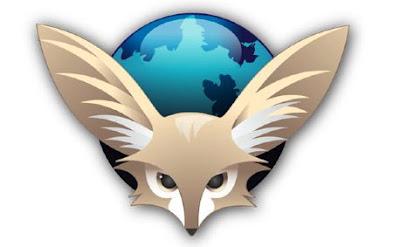 Логотип Mozilla Fennec