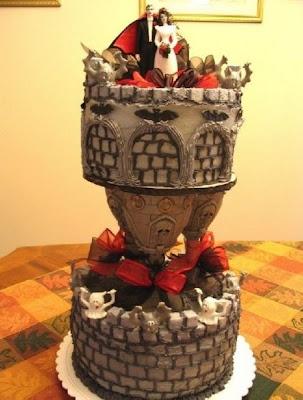 Страшные торты