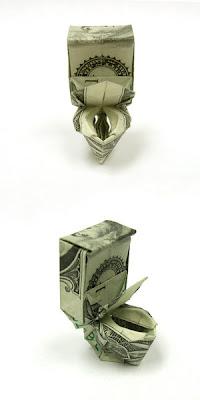 Прикольные фото оригами